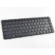 Eathtek New Laptop Keyboard Non-Backlit Without Frame for HP Pavilion DV5-2003XX (WV486AS) DV5-2035DX (WA798UA) DV5-2043CL (WQ753UA) DV5-2045DX (WQ747UA) DV5-2051XX (WV690AS) DV5-2052XX (WV691AS) DV5-2129WM (XH007UA) DV5-2130US (XG922UA) DV5-2132DX (XG92