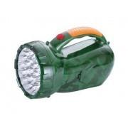 YJ-2807 - акумулаторен LED фенер (аварийна лампа) с 22+7 LED диода