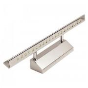 LED Spiegelverlichting Rechthoek 4W 4200K Glans Chroom Aluminium
