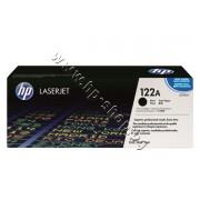 Тонер HP 122A за 2550/2800, Black (5K), p/n Q3960A - Оригинален HP консуматив - тонер касета