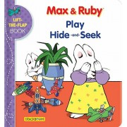 Max & Ruby Play Hide-And-Seek: Lift-The-Flap Book, Hardcover/Nelvana Ltd