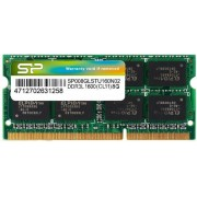 Memorie Laptop Silicon-Power SP008GLSTU160N02 DDR3L, 1x8GB, 1600MHz, CL11, 1.35V