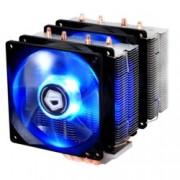 Охлаждане за процесор ID Cooling SE-904TWIN, съвместимост с Intel 2011/1366/1151/1150/1155/1156 и AMD FM2+/FM2/FM1/AM3+/AM3/AM2+/AM2