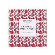 Benamôr rose amelie sabonete perfumado 100g - Benamor