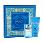 Versace Man Eau Fraiche confezione regalo Eau de Toilette 30 ml + doccia gel 50 ml uomo