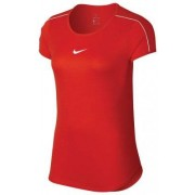 NIKE Court Dry Top Red (XS)