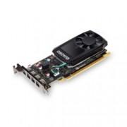 Видео карта NVIDIA Quadro P600, 2GB, PNY Quadro P600, PCI-E 3.0, GDDR5, 128-bit, DisplayPort