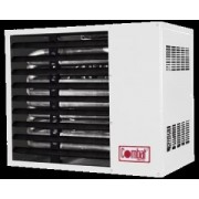 Aeroterme cu gaz 75 kw cu ventilator centrifugal incapsulat