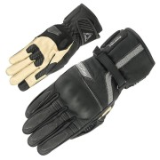 Orina Mission Big Motorcycle Gloves Black Brown XL