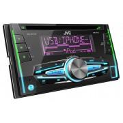 JVC KW-R710 Nero autoradio
