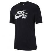 Nike M nk sb dry tee dfct logo AR4209-010 Černá M