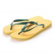 【SALE 20%OFF】ハワイアナス havaianas BRASIL LOGO (adult sizes) (banana yellow) レディース メンズ
