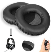 2Pcs Replacement Earpads Pillow Cushion Cups Covers Headset for Razer Kraken Gaming Headphone