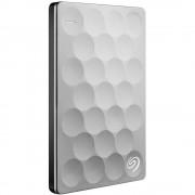 Seagate disco duro portátil seagate ultra slim 2 tb - platino