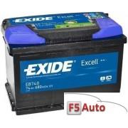 Acumulator EXIDE Excell 74Ah