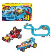 Pista 1:50 Carrera First- Mickey Roadster Racers 3