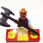 "MinifigurePacks: Lego Star Wars Bundle ""(1) WEEQUAY SKIFF GUARD"" ""(1) FIGURE DISPLAY BASE"" ""(1) FIGURE ACCESSORY"""