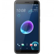 Телефон HTC Desire 12 Breeze - 32GB, Cool Black