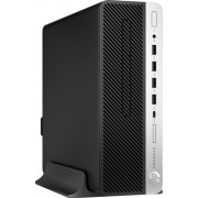 HP ProDesk 600 G4 SFF Small Form Factor PC, Core i7-8700 3.2GHz, 512GB SSD, 8GB RAM, Intel HD graphics, Win 10 Pro