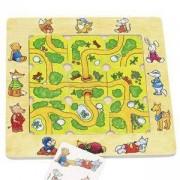 Дървена Игра Goki, Намери пътя, 871033