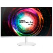 Samsung Monitor Curved QLED LC27H711QEUXEN