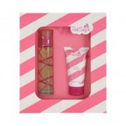 AQUOLINA - Pink Sugar Set EDT 50 ml női