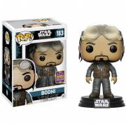 Funko Pop Bodhi Star Wars Rogue Summer Convention 2017 Sdcc