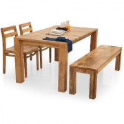 Shagun Arts - Pueblo- 4 Seater Dining Table Set