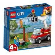 INCENDIO EN LA BARBACOA - LEGO CITY