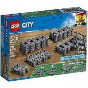 Конструктор Лего Сити - Релси, LEGO City, 60205