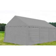 Opslagtent Premium PVC 5x8x2 mtr in Grijs