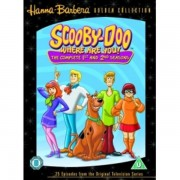 Scooby Doo Where Are You Vol 1 & 2 DVD