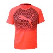 Мъжка тениска PUMA RUNNING LOGO - 513824-09
