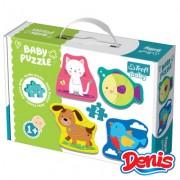 Trefl Puzzle Baby (12-360745)