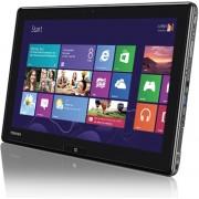 "Toshiba WT310 108 - Tablet (no keyboard) - Core i5 3339Y / 1.5 GHz - Windows 8 Pro 64-bit - 4 GB RAM - 128 GB SSD - 11.6"" touchscreen TruBrite wide 1920 x 1080 / Full HD - Intel HD Graphics 4000 - Bluetooth - metallic silver"
