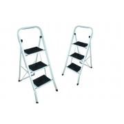 Foldable Non Slip Step Ladders - 3 Sizes!