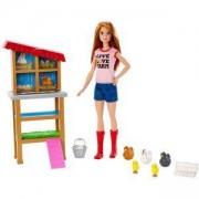 Кукла Barbie - Комплект професия, налични 2 модела, 1710108