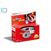 AGFAPhoto LeBox Flash 400-27 vakus eldobható, egyszerhasználatos fényképezõgép