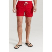 Polo Ralph Lauren Badshorts Slim Traveller Short Röd