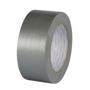 Banda Adeziva pentru Izolatii, 48mm x 25m, Culoare Gri - Banda Izolatoare pentru Fixare si Etansare, Benzi Adezive Izolatoare, Banda Duct Tape pentru Izolare