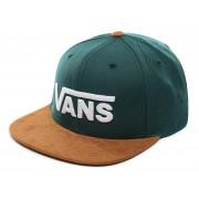 Men´s Drop V II Snapback Cap Vans Trekking Green/Khaki VN0A36ORTRZ1