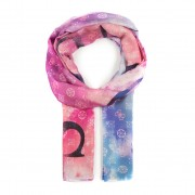 Fular GUESS - Not Coordinated Scarves AW8418 COT03 PIN
