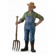 Figurina fermier L Collecta, 4.3 x 8.8 cm