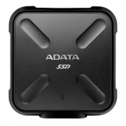 "Eksterni hard disk SSD External 2.5"" 512GB ADATA SD700 Black USB 3.0, ASD700-512GU3-CBK"