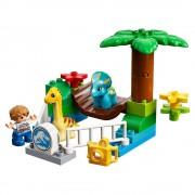 Lego zoológico para niños: gigantes gentiles duplo ip 2018 10879