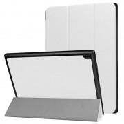 Capa Tri-Fold para Lenovo Tab 4 10 - Branco