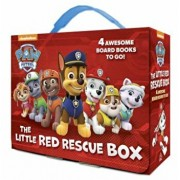 The Little Red Rescue Box (Paw Patrol), Hardcover/Random House