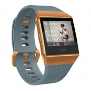 Fitbit Ionic, Slate Blue, Burnt Orange Смарт Часовник