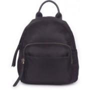 Bagkok Black Backpacks 4 L Backpack(Black)