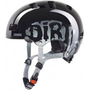 UVEX Kid 3 Dirtbike Black 51-55